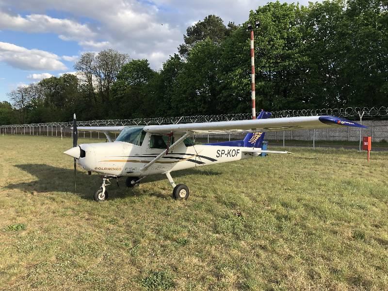 Cessna SP-KOF 152